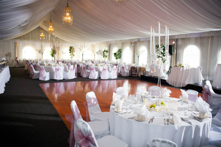 Wedding Venue Events Page