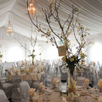 Interior Decor for a Wedding