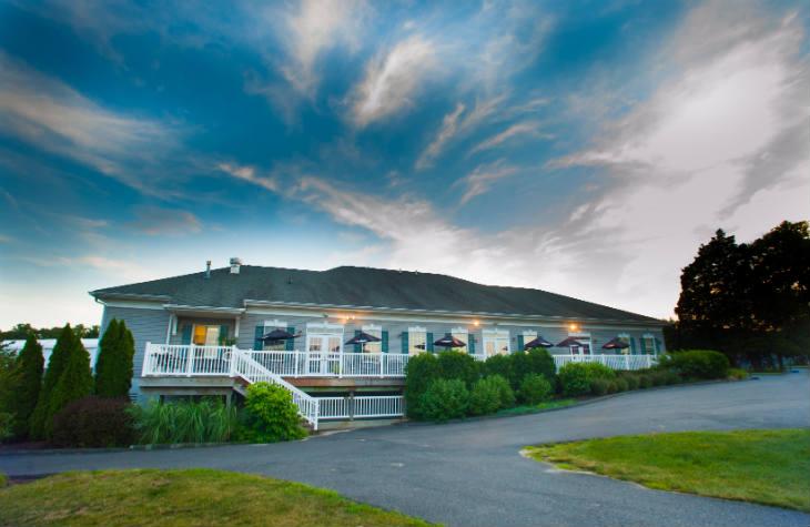 Clubhouse Venue Exterior