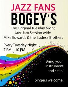 Jazz Night Jam  Session