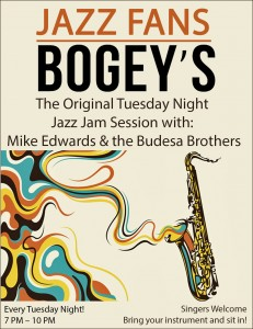 Jazz Night Jam  Session