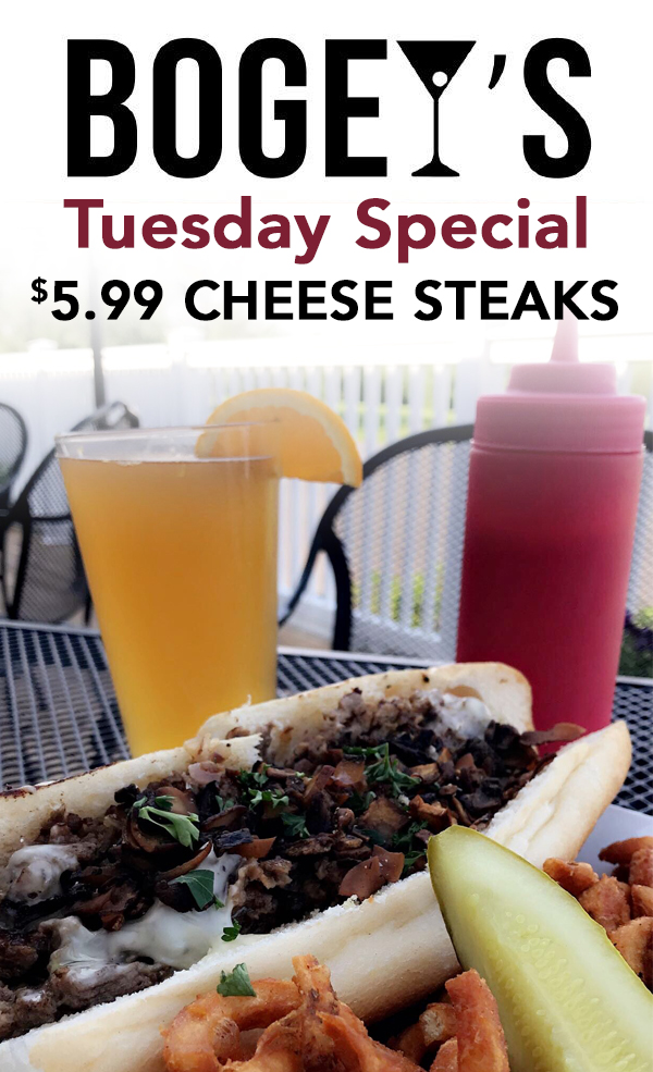 Cheese Steak Tuesdays