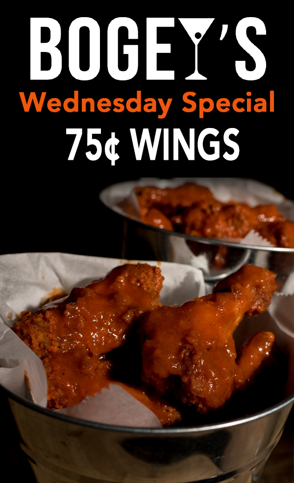 Wednesday Wings