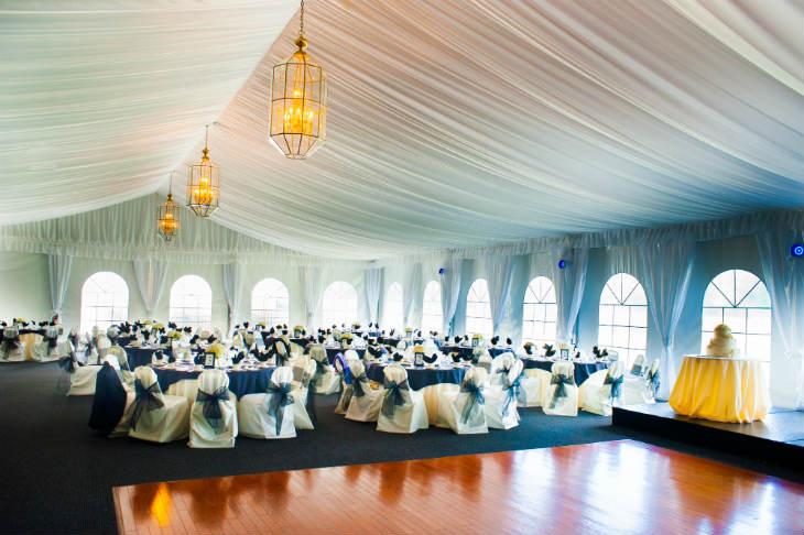 Wedding Venue Fundraising